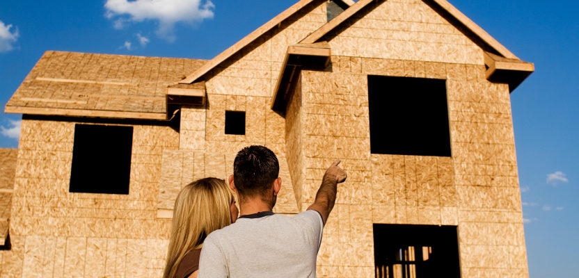 Buying a new build home process how to look for help for Help me build a house