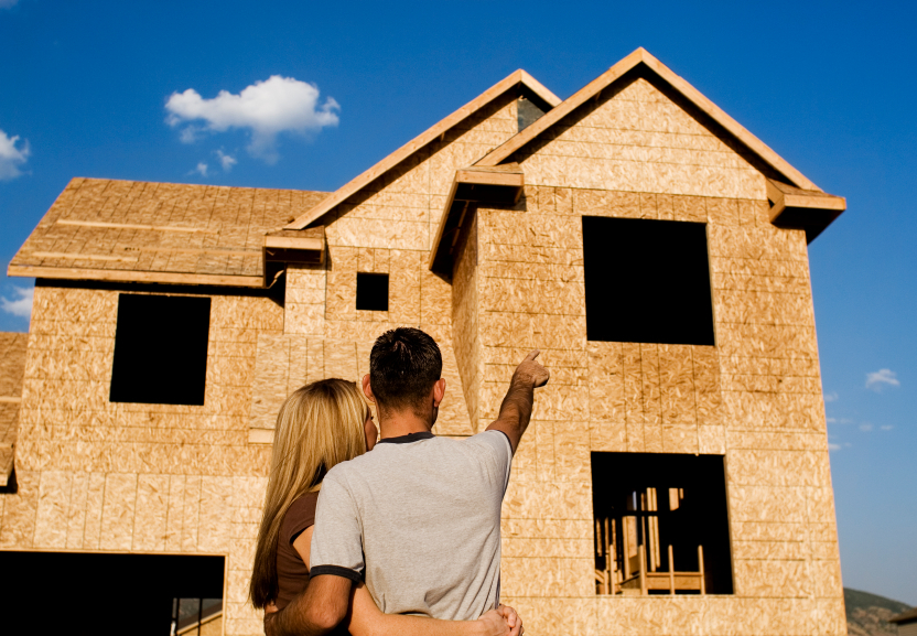 buying a new build home process how to look for help casas homes